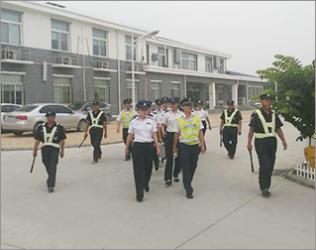 苏州秩序维护保安